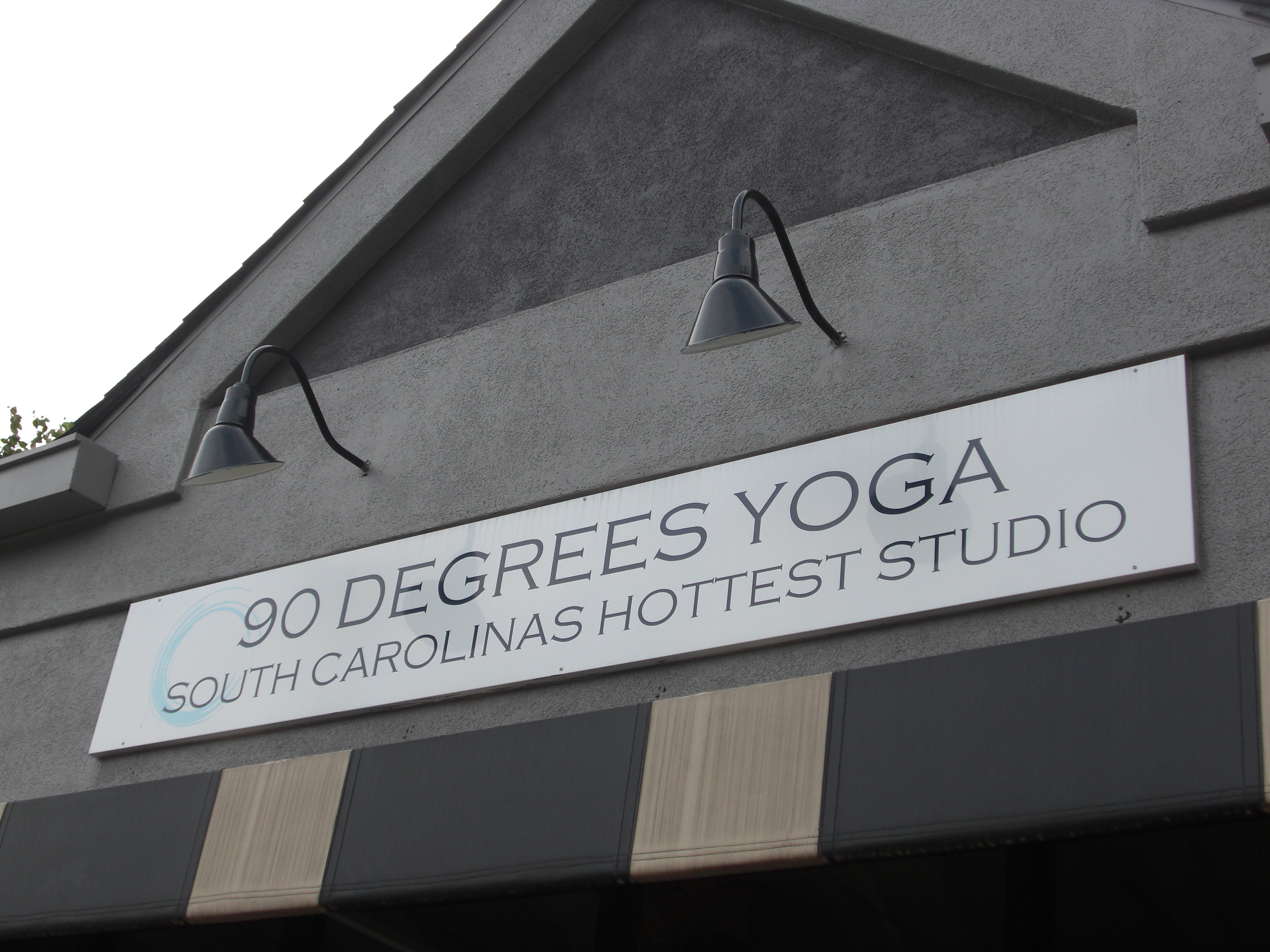 writing at 90 degrees yoga